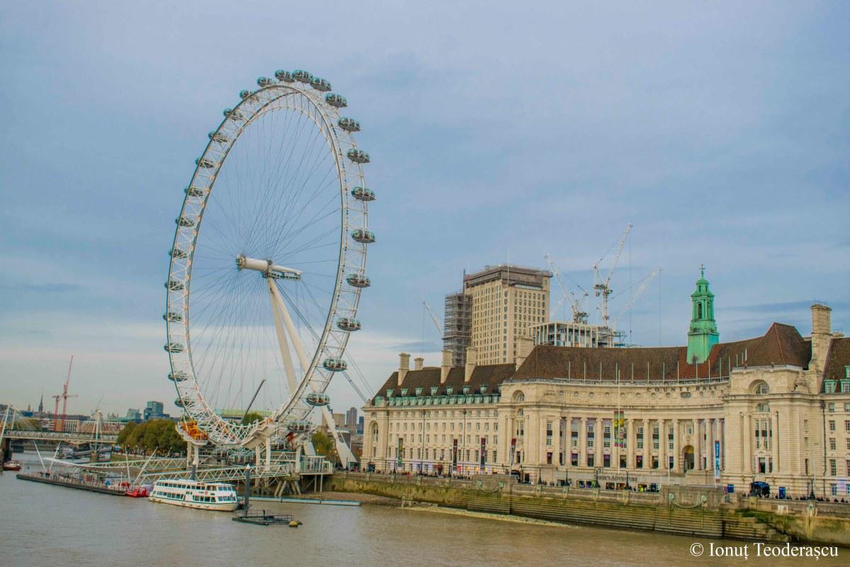 777: 7 kilometri în 7 ore pentru 7 obiective turistice din Londra
