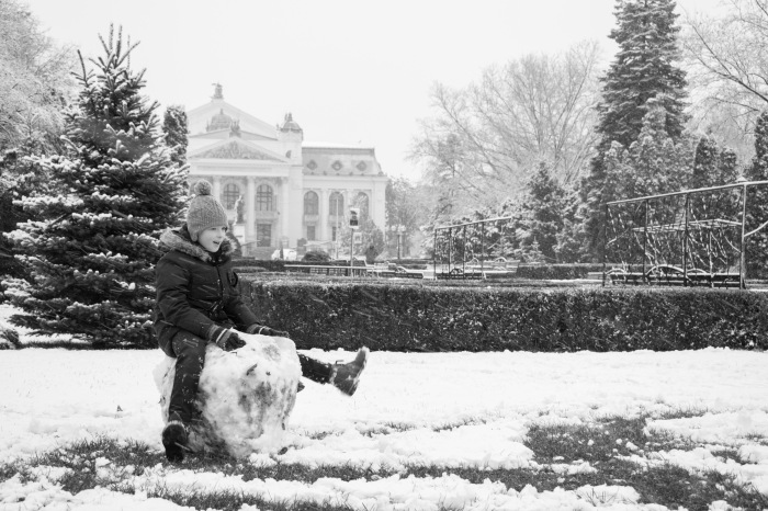 Prima ninsoare