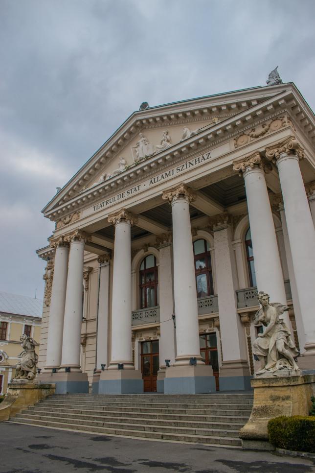 Teatrul de Stat (exterior)