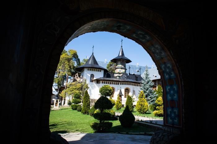 Hristos a înviat! | MănăstireaBujoreni
