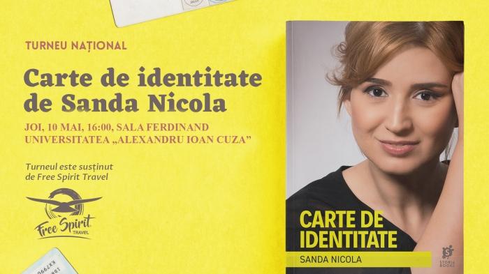 """Anunț: am găsit o """"carte de identitate"""" cu numele SandaNicola"""